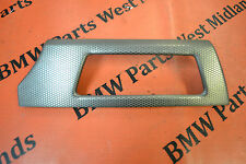 BMW 3 SERIES E90 E91 ALLUMINIUM AIR VENT INTERIOR TRIM O/S RIGHT SIDE 8049051