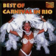 Best Of Carnival In Rio - CD  Brazil / Samba / Weltmusik