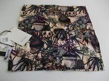 Paul Smith 100% silk pocket square Taschentuch atemberaubende Bambi/Pflanze Design!!!