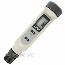 ORP Meter IP65 Water Proof Pen Size Water Treatment Disinfection Digital Tester