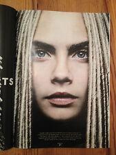 STYLE magazine 2014 Claudia Winkleman Cara Delevingne Jourdan Dunn De La Baume