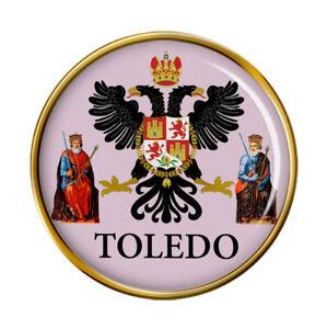Toledo City (Spain) Pin Badge
