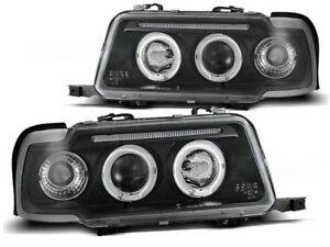 HEADLIGHTS RHT LPAU30 AUDI 80 B4 SALOON / ESTATE 1991 1992 1993 1994 1995 1996
