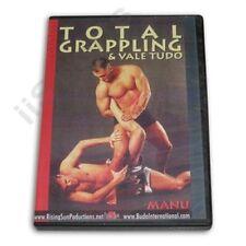 Total Grappling Vale Tudo Training #1 Dvd M. Angel Manu Neito M-0134 jiu jitsu