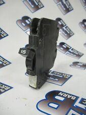 American FPE NC115, 15 Amp, 120 Volt, 1 Pole, Circuit Breaker- WARRANTY