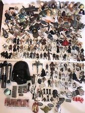 Star Wars Figure 150+ Lot Han Solo Trooper Vader Weapons