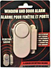 90db Wireless Window / Door Magnetic Sensor Alarm Alert Security with Battery