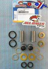 Suzuki RMZ250 RMX250 RMZ450 05-13 All Balls Cuscinetto Forcellone &
