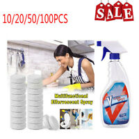 Best V Clean Spot Multifunctional Effervescent Spray Clean Cleaning Kit+ Bottle