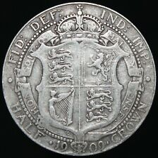 More details for 1909 | edward vii half-crown | silver | coins | km coins