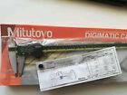 Absolute Digimatic Caliper Mitutoyo 500-193 0-12'/ 0-300mm
