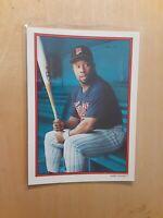 1990 Topps All Star Set #48 Kirby Puckett Minnesota Twins Baseball Card, OF, HOF