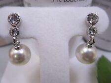 NEW - Pendant earrings - Long pearl earrings