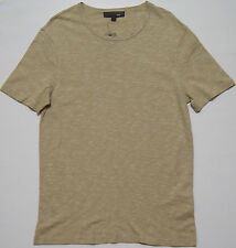 BRAND NEW WITH TAG MEN'S WITCHERY BEIGE T-SHIRT, Sz M RRP $70