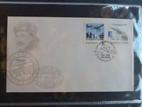AUSTRALIA 2014 CENTENARY OF AIRMAIL SET 2 STAMPS FDC FIRST DAY COVER