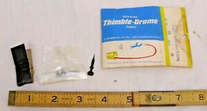 COX BABE BEE .O49 GAS AIRPLANE NEEDLE VALVE TETHER CAR ENGINE NEW 1960s