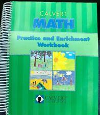 Calvert Math Practice And Enrichment Workbook: Grade 5?