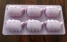 PUSHEEN CAT SILICONE ICE TRAY CANDY CHOCOLATE MOLD BIRTHDAY PARTY SUPPLY