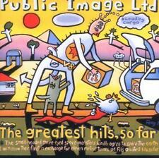 The Greatest Hits... so far (2011 REMASTERED) di Public Image Limited (2012), CD