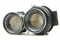 Exc++ Mamiya Sekor DS 105mm f/3.5 Blue Dot Lens for C330 C220 from Japan #2058