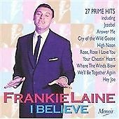 Frankie Laine - I Believe (20 All-Time Greats, 2004)