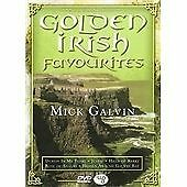 Mick Galvin - Golden Irish Favourites (+DVD, 2006)