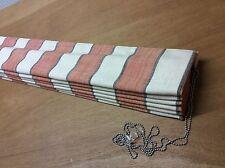 Romo Tarantas Henna 7551 Roman Blind ,Made To Measure,All 9 Cols.