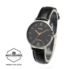 Casio Ladies' Standard Analog Watch LTPVT01L-1B