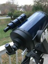 """Meade Lx3 8"""" Sct with tripod and wedge"""
