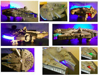 EFFECT LED LIGHTING KIT MILLENNIUM FALCON  STAR WARS 6658 Falke Revell