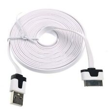 Long 3m USB Cable for Apple iPhone 4S 4 3 Charger Data Strong and Durable Lead
