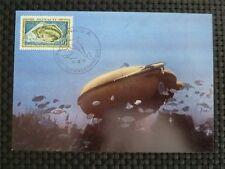 MONACO MK 1962 SUBMARINE UBOAT DIVER MAXIMUMKARTE CARTE MAXIMUM CARD MC CM 9761