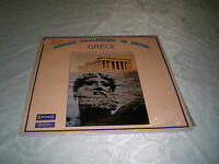 """GRECE (LP) -> """"MUSIQUE FOLKLORIQUE DU MONDE"""" [GRIECHENLAND]"""