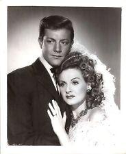 "CONSTANCE MOORE & HENRY H. DANIELS Jr. in ""In Old Sacramento"" Original 1946"