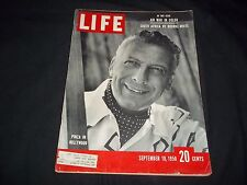 1950 SEPTEMBER 18 LIFE MAGAZINE - PINZA IN HOLLYWOOD - NICE FRONT COVER - GG 113