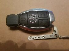 Mercedes W204 C204 W205 C250 C160 W208 C-Class 3 Button Remote Smart Key Fob