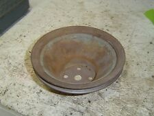 1976 Dodge 360 V8 Upper Water Pump Pulley - 1 Groove