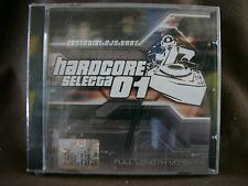Hardcore Selecta 01 (2003)   BRAND NEW NUOVO SIGILLATO CD