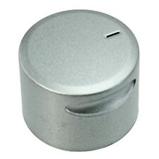 Genuine BEKO Oven Hob Control Switch Knob Silver OIF22301XR OIM22300X OSF22110X