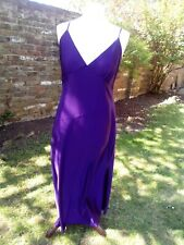 Zara Purple Evening Dress Size Large BNWT