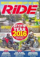 February Ride Motorcycles Magazines