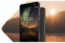 """Nokia 6.1 smartphone (sim gratis) Android 8.1 OCTA CORE 5.5"""" 3GB/32GB Rame/Nero"""