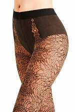 Falke Visceral Patterned Tights 2 Colourways