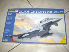 REVELL EUROFIGHTER TYPHOON twin-seater  PLASTIC MODEL 1/72