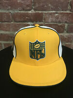 NEW GREEN BAY PACKERS NFL HEADWEAR REEBOK FITTED NFL CAP BASEBALL HAT