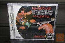 ECW: Hardcore Revolution (Sega Dreamcast 2000) FACTORY SEALED!