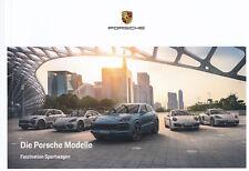 PORSCHE 911 991 gt2 RS TURBO 718 PANAMERA turismo caynenne prospetto brochure 44
