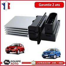 Résistance pulseur Rhéostat Climatisation Renault Clio 2 = F664411DF 7701051272