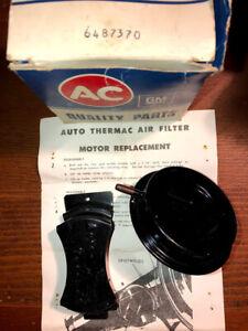 NOS AC GM 1972-73 Oldsmobile 442 Cutlass 455 Air Cleaner Vacuum Diaphragm Motor