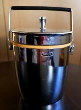Great Retro Mid-century Modern 1960's Tiger Ice Bucket